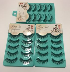 30 Eyelashes 15 Pairs for Sale in Garden Grove, CA