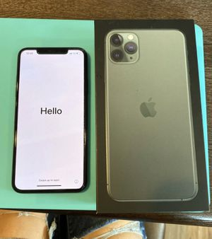 (Green) iPhone 11 Pro Max  for Sale in Ulster, PA