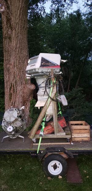Boat motor for Sale in Romeoville, IL