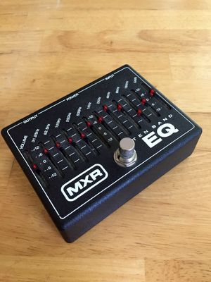 mxr ten band eq for Sale in Fairfax, VA