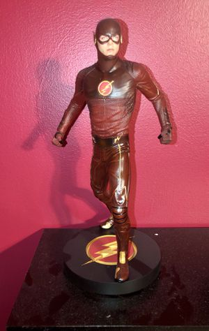 CW TV Series The Flash 12.5-Inch Collectible Statue for Sale in Stoughton, MA