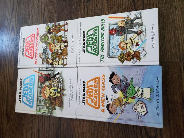 Star wars jedi academy hc books