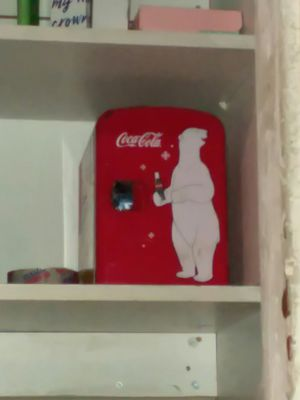 Coca-Cola mini fridge for Sale in Lynwood, CA