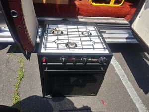 Mini stove with oven / camper stove for Sale in Holyoke, MA