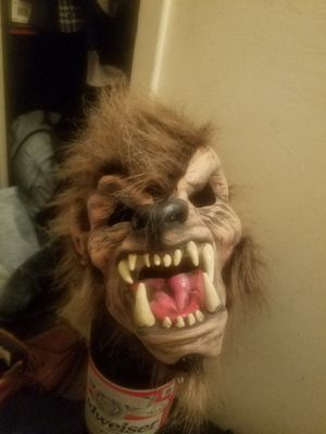 Halloween scarecrow mask for Sale in Redlands, CA