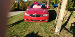 2009 BMW 328I, 141,000 Miles, 1 owner, Power locks, and windows, leather interior, red in color, 4 door, Garage Kept, Call for more info for Sale in Summersville, WV