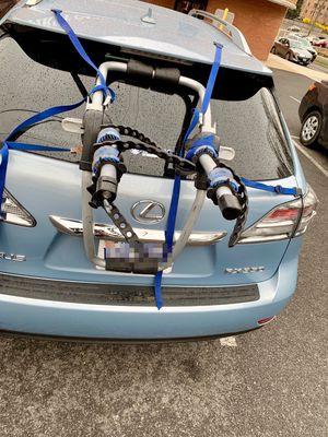 Brand new adjustable Thule Archway 2 Bike Trunk Rack for Sale in Arlington, VA