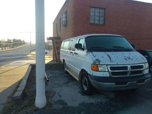 2000 Dodge D3500 16 passenger van for Sale in Tulsa, OK
