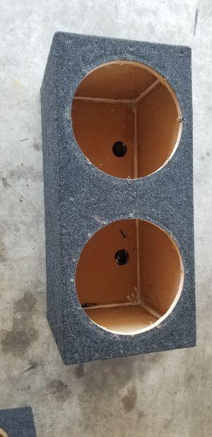 "12"" Sealed subwoofer box for Sale in UPR MARLBORO, MD"