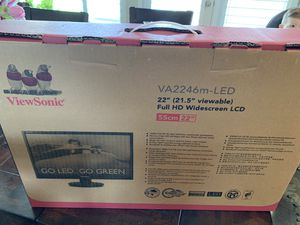 """22"""" LED HD computer monitor for Sale in Sanger, CA"""