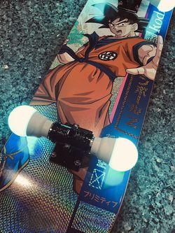 Dragonball Z Primitive Skateboard Light for Sale in Las Vegas,  NV