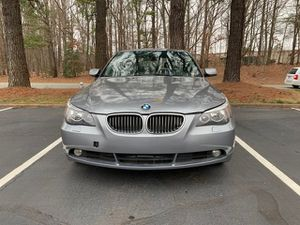 2007 BMW 5 Series for Sale in Richmond, VA