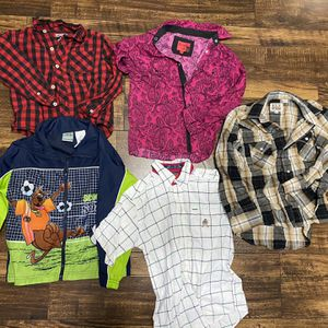 6 T Boy Clothes for Sale in Dallas, TX