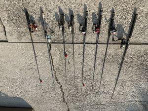 Fishing poles for Sale in Downers Grove, IL