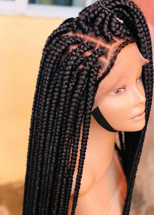 30 inch custom box braided wig for Sale in Los Angeles, CA