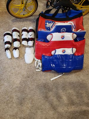 Taekwondo Sparring Pads for Sale in Tualatin, OR