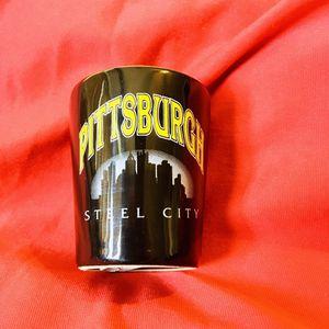 Pittsburgh Steel City Shot Glass for Sale in Casa Grande, AZ