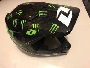 Monster Energy helmet for Sale in Naperville, IL