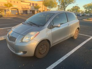 2007 Toyota yaris automatic for Sale in Mesa, AZ