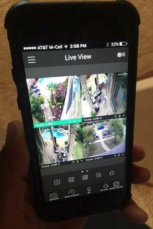 Home Security Cameras ( Remote Viewing Features ) for Sale in Phoenix, AZ