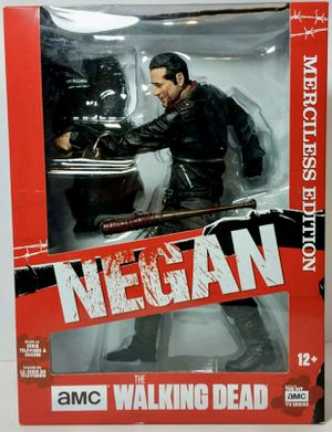 The Walking Dead Negan Merciless Edition for Sale in Antioch, CA