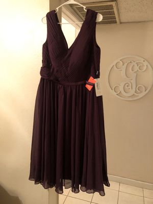 New with tags formal/ prom dress size 18w by jjshouse for Sale in Fullerton, CA