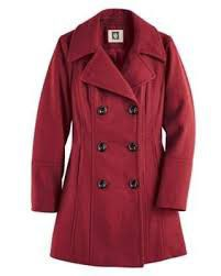 Women's Classic Lambswool Polo Coat, Three-Quarter Women's Classic Lambswool Polo Coat, Three-Quarter for Sale in Rialto, CA
