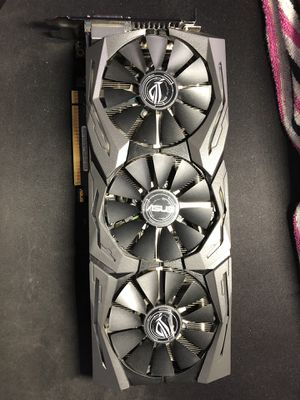 ASUS GeForce GTX 1070 8gb ROG OC Edition for Sale in Westminster, CA