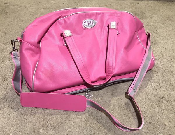 New pink large tote bag