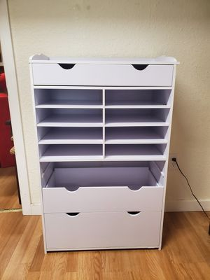 Dresser/Shelving Unit for Sale in Tacoma, WA