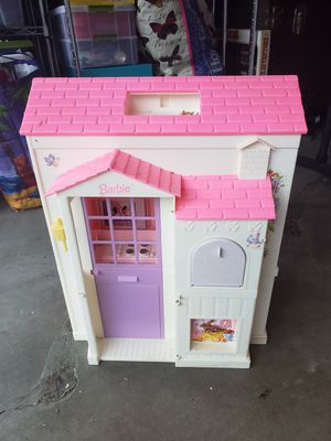 Vintage Barbie Folding House for Sale in Hillsboro, OR