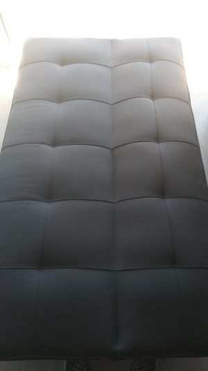 Futon - black for Sale in Redmond, OR