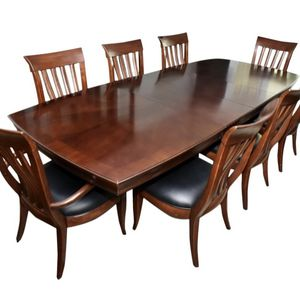 Cherry Dining Room Table & Chairs Bernhardt Paris Collection for Sale in Chapel Hill, NC