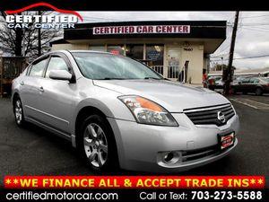 2009 Nissan Altima for Sale in Fairfax, VA
