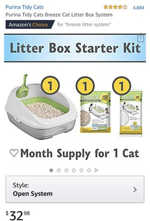 Litter Box for Sale in Lompoc, CA