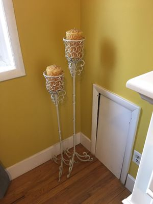 Elegant Candles holders for Sale in Rockville, MD