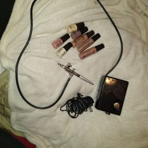 Luminess Make Up Air Brush for Sale in San Antonio, TX