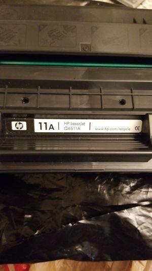 HP laser yet toner cartridge 11A for Sale in Glendale, AZ