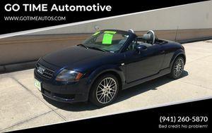 2003 Audi TT for Sale in Sarasota, FL
