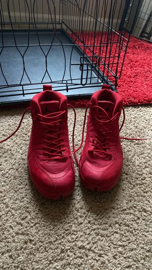 Jordan Retro 12- Gym Red for Sale in Greensboro, NC