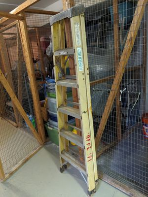 6ft Green Bull ladder for Sale in Falls Church, VA