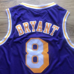 BRAND NEW! 🔥 Kobe Bryant #8 Los Angeles Lakers PURPLE Jersey + SHIPS OUT NOW 📦💨 for Sale in Los Angeles, CA