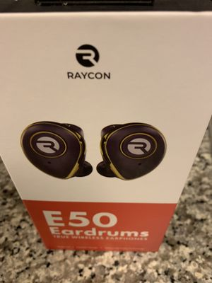 Raycon E50 Wireless Earbuds Bluetooth Headphones for Sale in Garland, TX