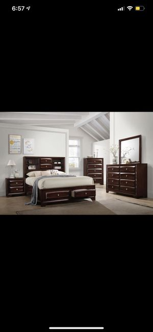 Brand New Complete Bedroom Set With Orthopedic Mattress For $1299 for Sale in Queens, NY