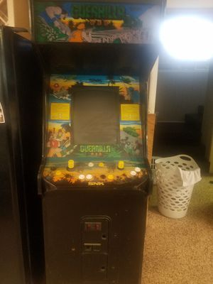 Working guerrilla war arcade game for Sale in Countryside, IL