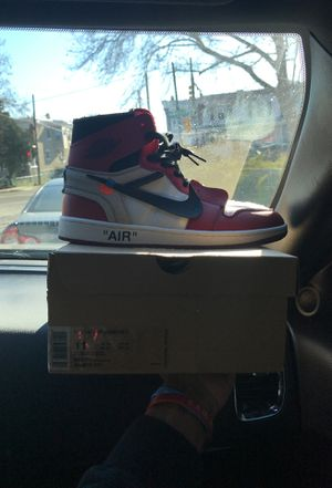 Off-White x Air Jordan 1 Chicago (size 11) for Sale in MIDDLE CITY EAST, PA
