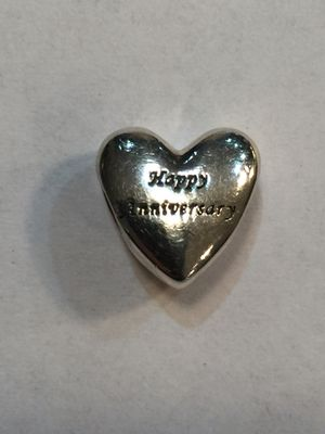 Pandora Charm - Happy Anniversary for Sale in Chicago, IL