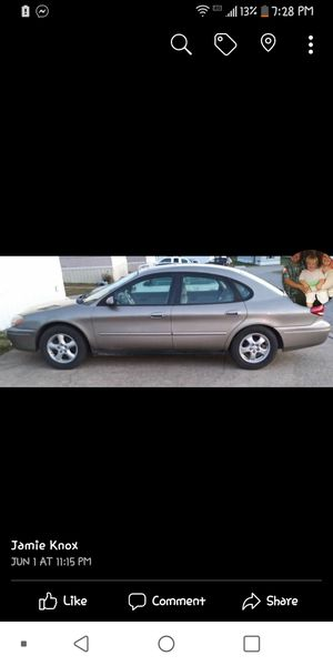 2007 Ford Taurus for Sale in Camargo, KY