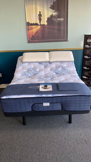 New Electric Adjustable Base for Your Mattress with USB Ports 4 O 8V for Sale in Irving, TX