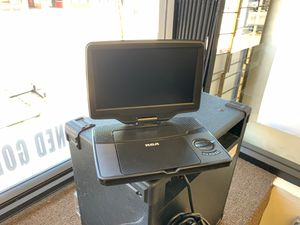 RCA portable DVD player for Sale in Chicago, IL